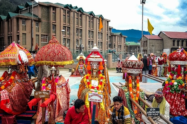 Maha Shivratri Fair Mandi - Himachal Tourist Places