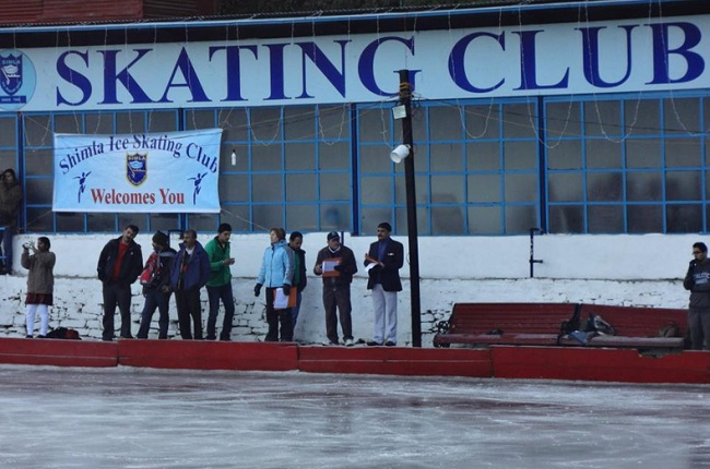Shimla-Ice-Skating-Himachal-Tourist-Places