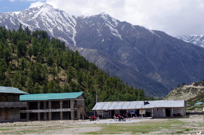 Chitkul School Popular Tourist Place