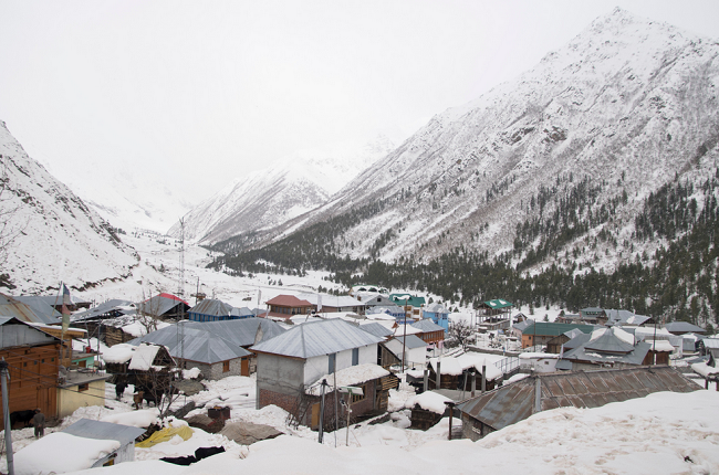 Chitkul Village Popular Tourist Place