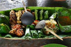 Pepes and Tum - Traditional Indonesian Food