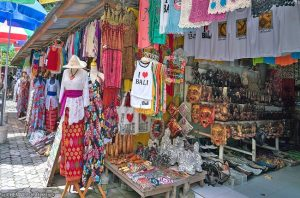 Shopping Streets in Bali