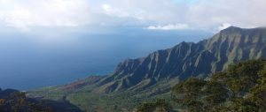Fly over Na Pali