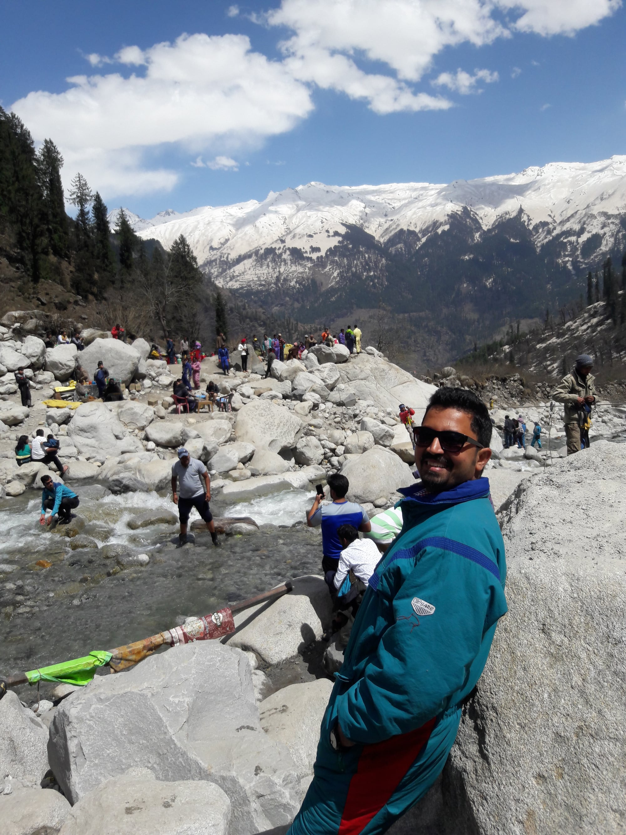 Rahul Indian Travel Blogger