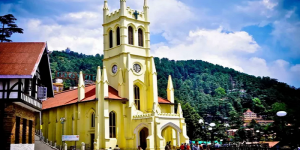 Christ Church Shimla Himachal