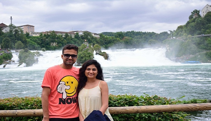 Inspiring Traveller Interview of Shreya & Akash