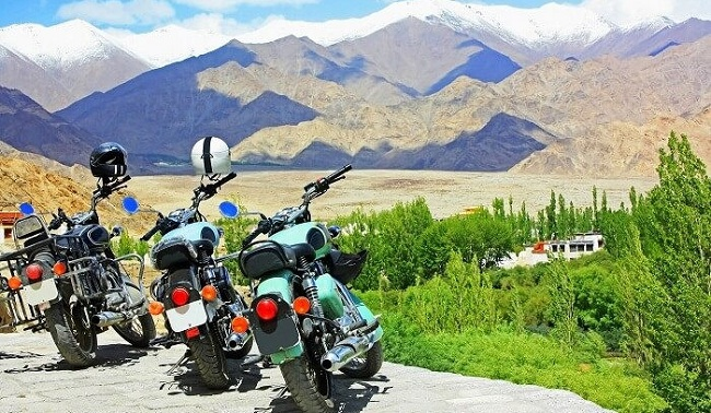 BIKE TRIP TO LADAKH